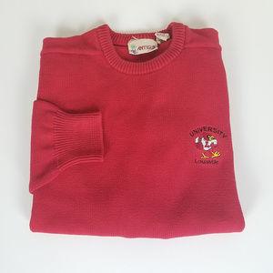 University of Louisville Vintage Sweater Antigua M